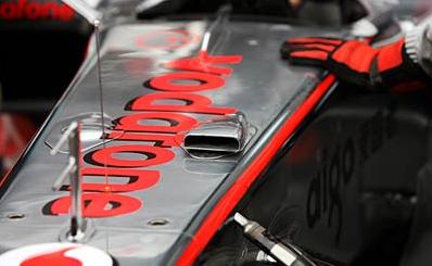 McLaren Snorkel