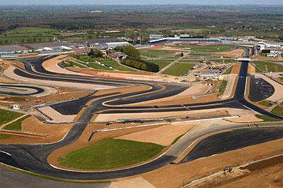 New Silverstone