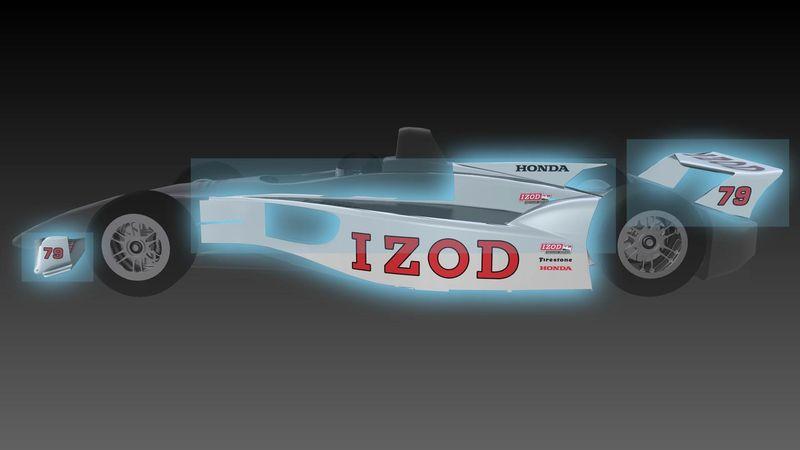Indy car design box