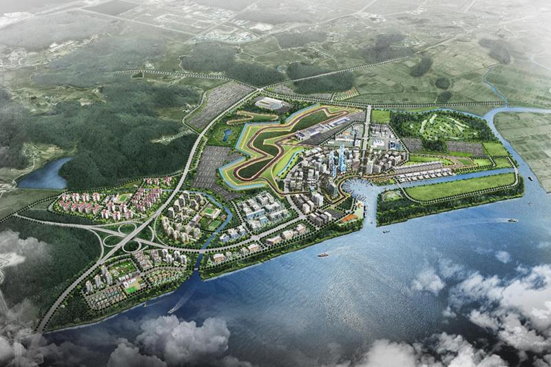 Korea Circuit Pic